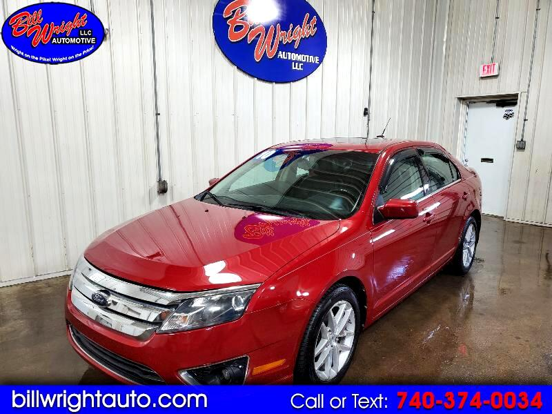 Ford FUSION SEL SEL 2010