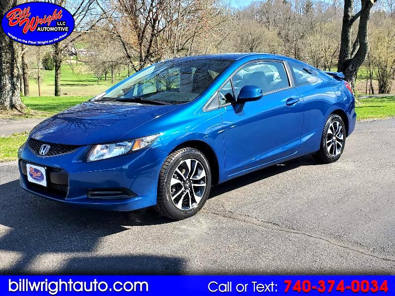 Honda Civic EX Coupe 5-Speed MT 2013