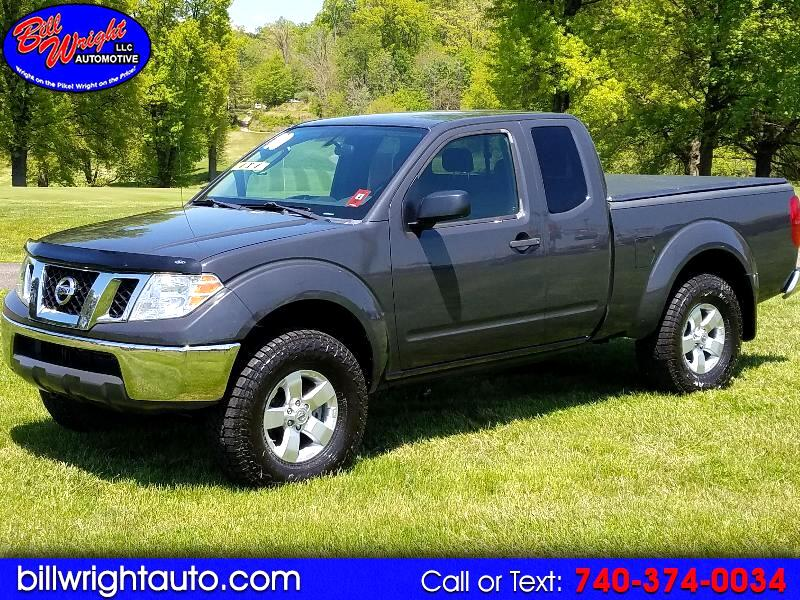 Nissan Frontier LE King Cab 4WD 2010
