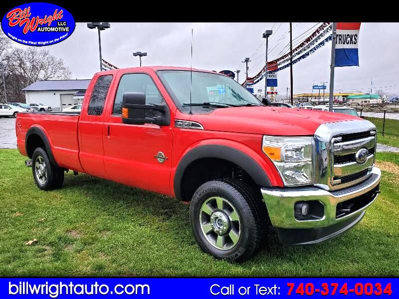 Ford F-250 SD SuperCab 4WD 2011