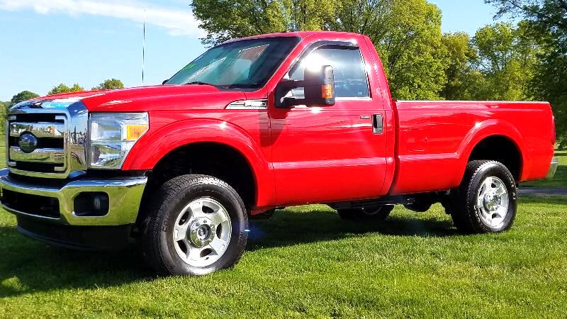 Ford F-250 SD XLT 4WD 2016