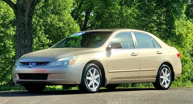Honda Accord EX V-6 Sedan AT with XM Radio 2004