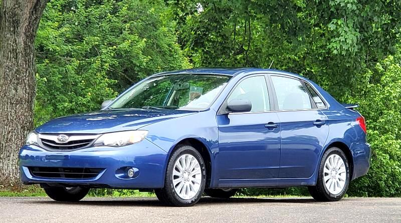 Subaru Impreza 2.5i Premium 4-Door 2011