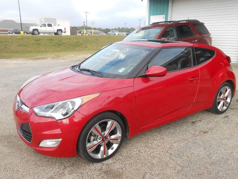 2016 Hyundai Veloster Base 6MT