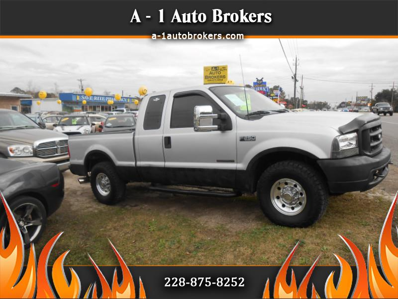 2000 Ford F-250 SD XL SuperCab Short Bed 2WD