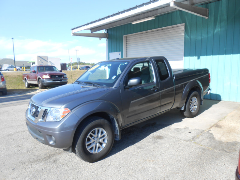 2017 Nissan Frontier SV King Cab 5AT 2WD