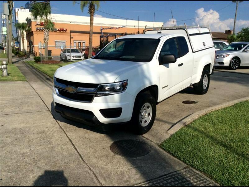 2016 Chevrolet Colorado Work Truck Ext. Cab 2WD
