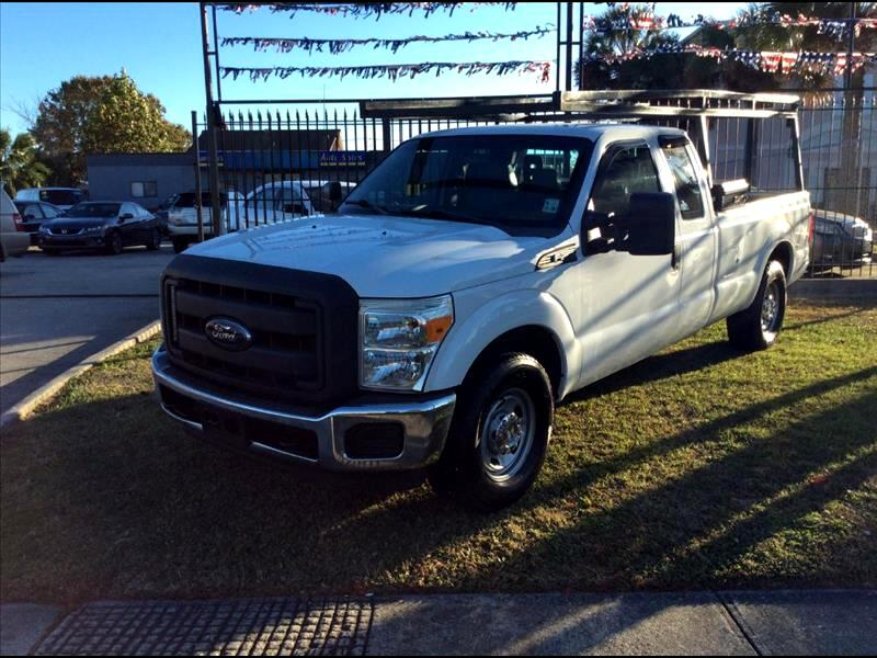 2013 Ford F-250 SD XL SuperCab 2WD