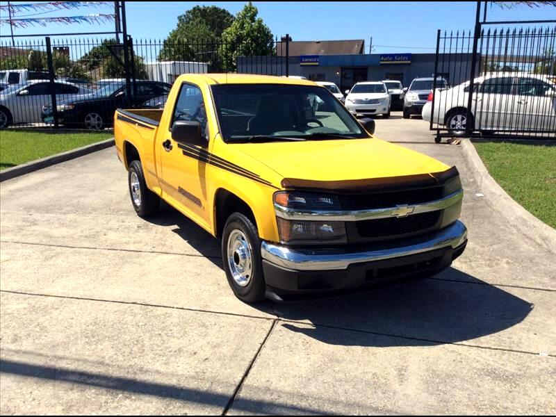 Chevrolet Colorado Work Truck 2WD 2007