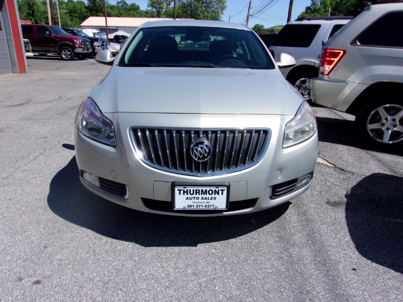 Buick Regal CXL - 3XL 2011