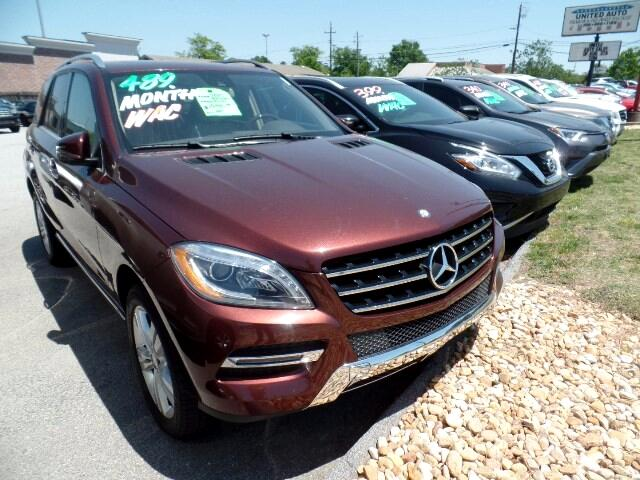 Used 2015 Mercedes Benz M Class For Sale In Augusta, GA 30907 United Auto  Sale Of Augusta