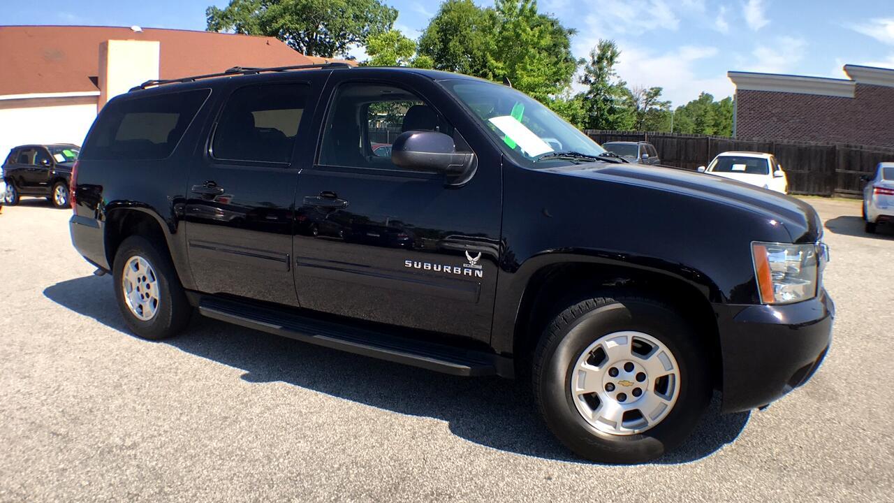 2014 Chevrolet Suburban LS 1500 2WD