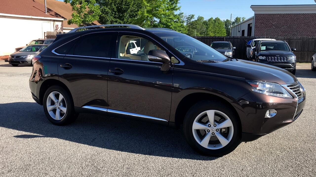 2013 Lexus RX 350 AWD