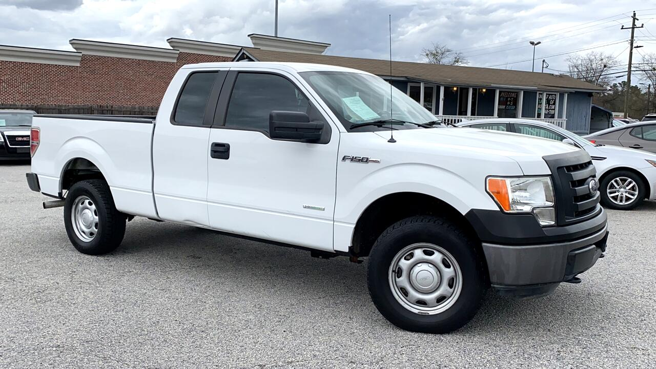 Ford F-150 FX4 SuperCab 6.5-ft. Bed 4WD 2012