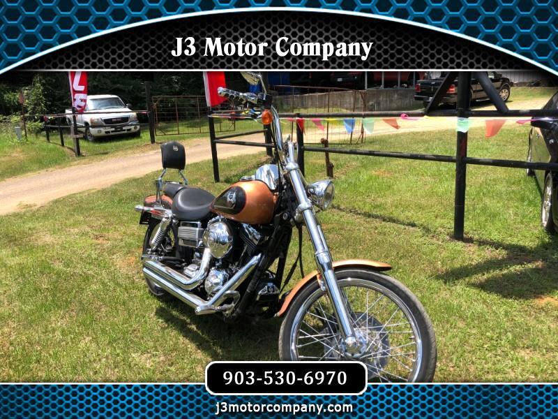 2008 Harley-Davidson FXDWG ANV