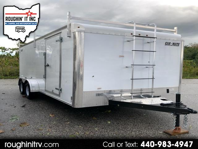 2019 Car Mate Trailer 7x16 Heavy Duty Contractor