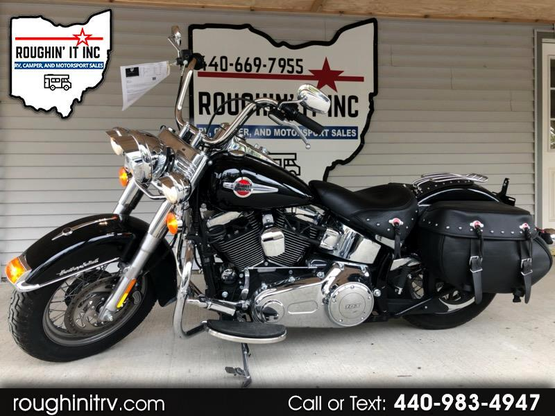 2016 Harley-Davidson Heritage Softail FLSTC