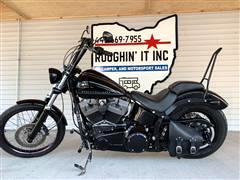 2011 Harley-Davidson FXS