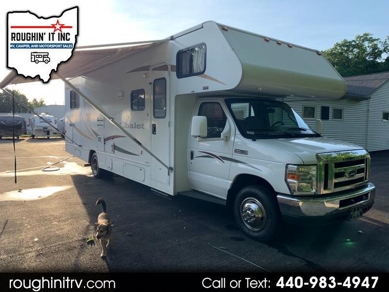 2008 Winnebago Chalet 231CR