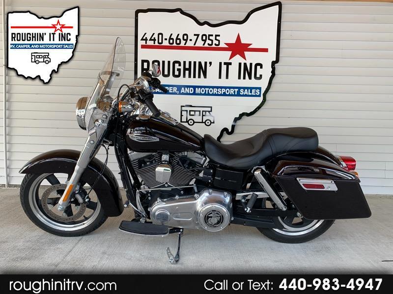 2014 Harley-Davidson Dyna Switchback FLD