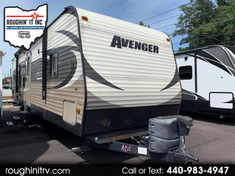 2015 Forest River Avenger 28 RKS
