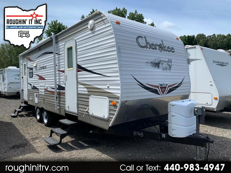 2010 Forest River Cherokee 26 L
