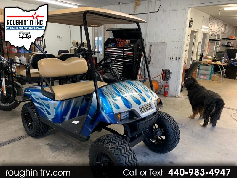2014 EZ-GO Golf Cart 48 Volt