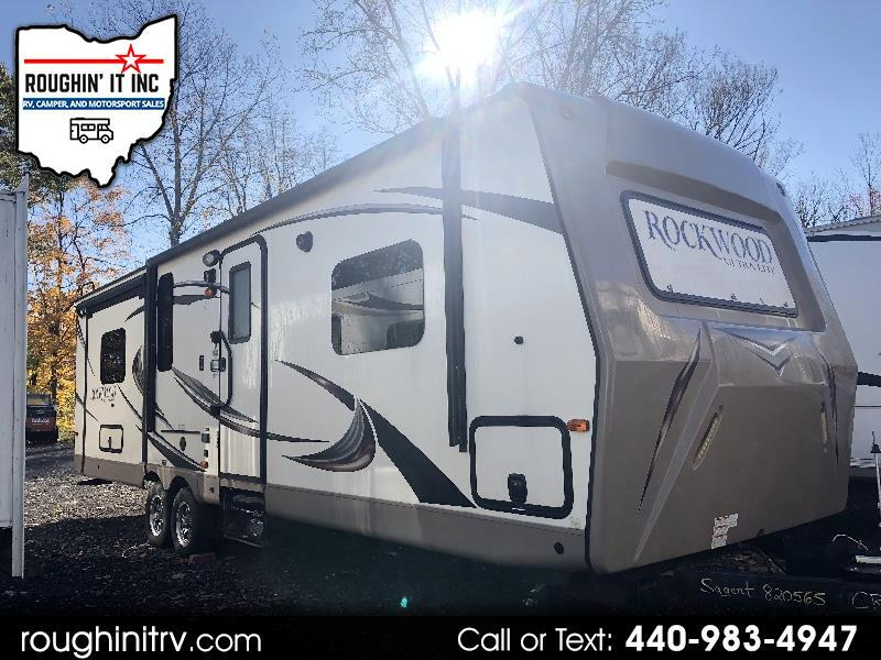 2016 Forest River Rockwood M-2703WS