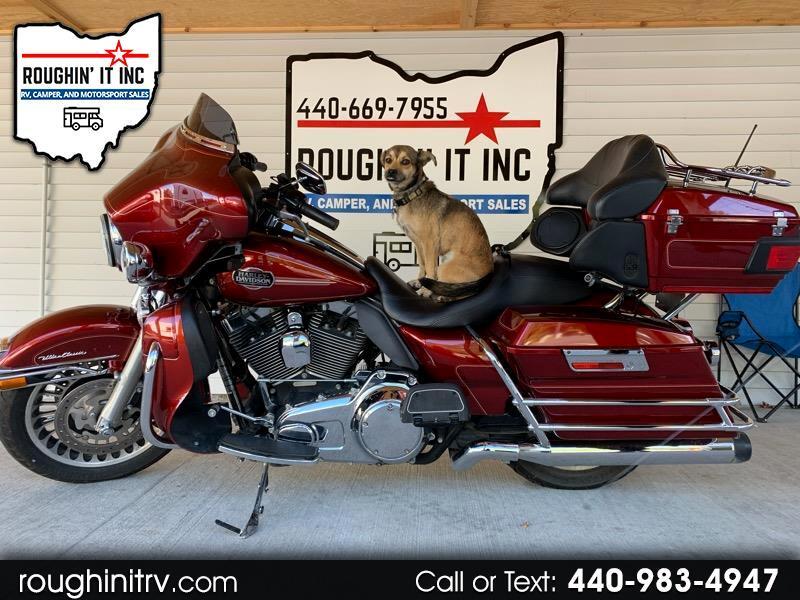 Harley-Davidson Ultra Classic  Electra Glide  2009