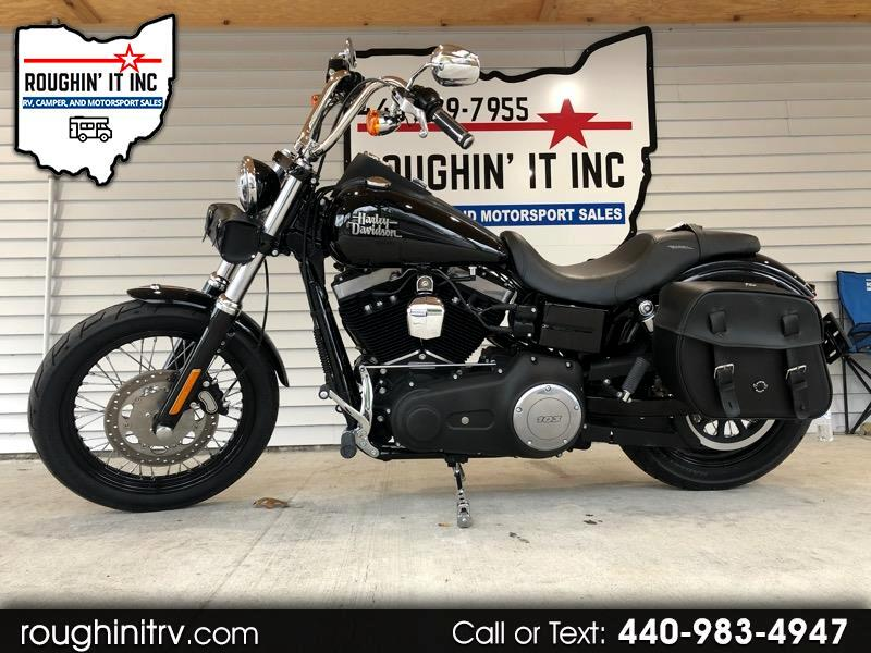 2016 Harley-Davidson Street Bob FXDB