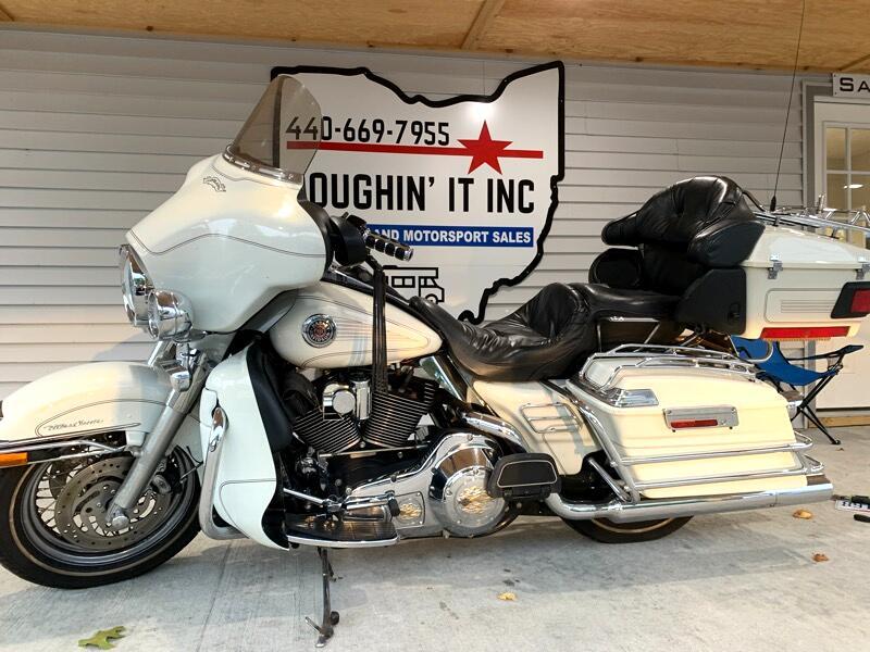 2002 Harley-Davidson Ultra Classic  Electra Glide FLHTCUI