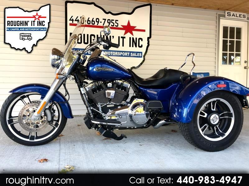 Harley-Davidson FLRT Freewheeler  2015