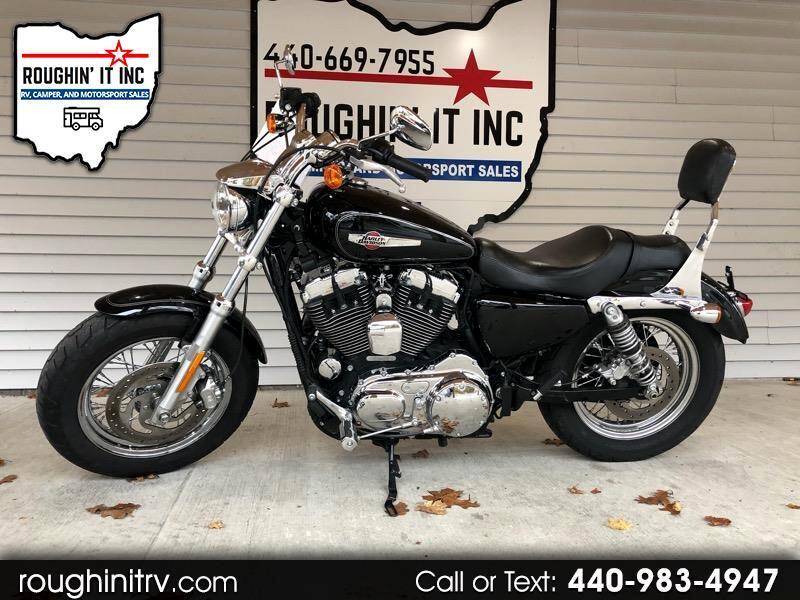 2017 Harley-Davidson Sportster 1200 Custom XL1200C