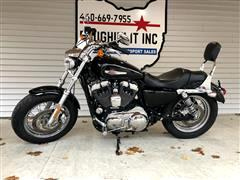 2017 Harley-Davidson Sportster 1200 Custom