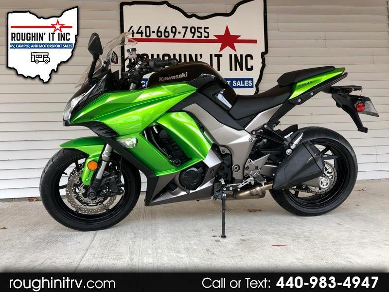 2013 Kawasaki Ninja 1000 ZX1000HDF