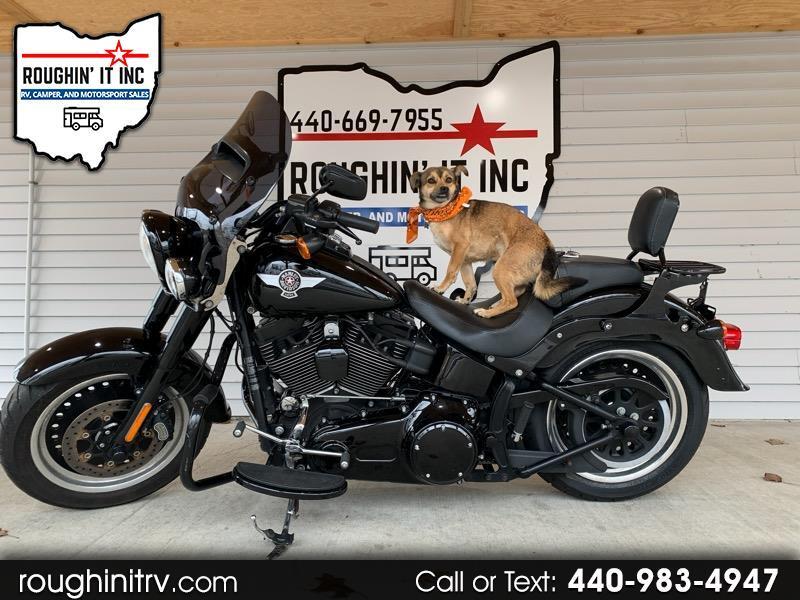 Harley-Davidson Fat Boy  2016