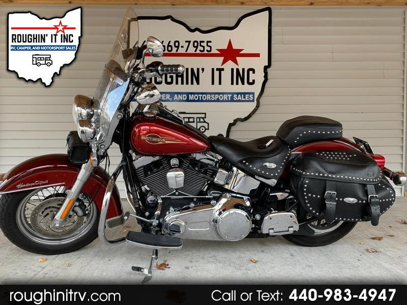 Harley-Davidson Heritage Softail Classic  2008