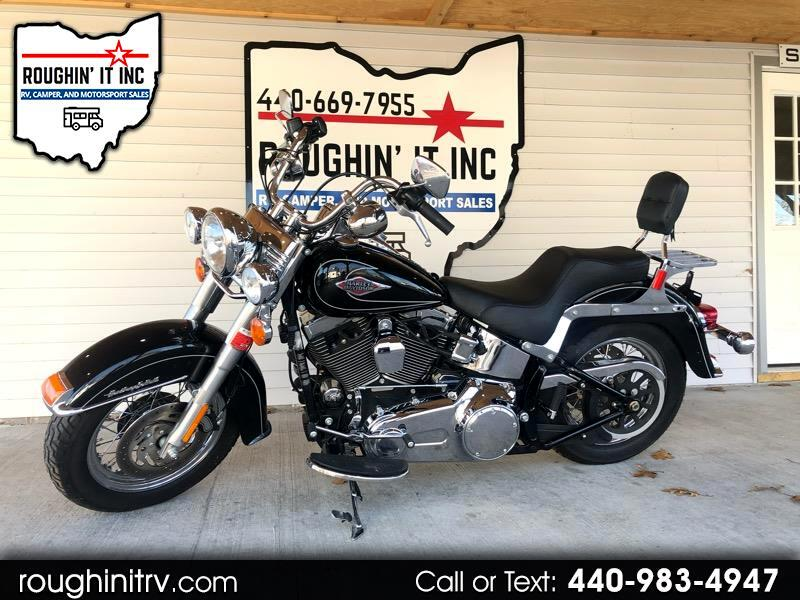 Harley-Davidson Heritage Softail Classic  2011