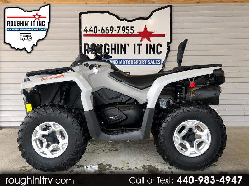 Can-Am Outlander L 570  2016