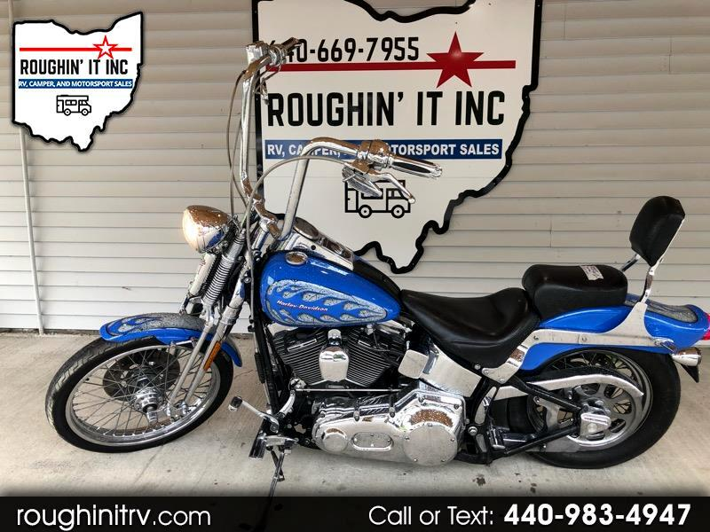 Harley-Davidson Softail Springer Classic  2002