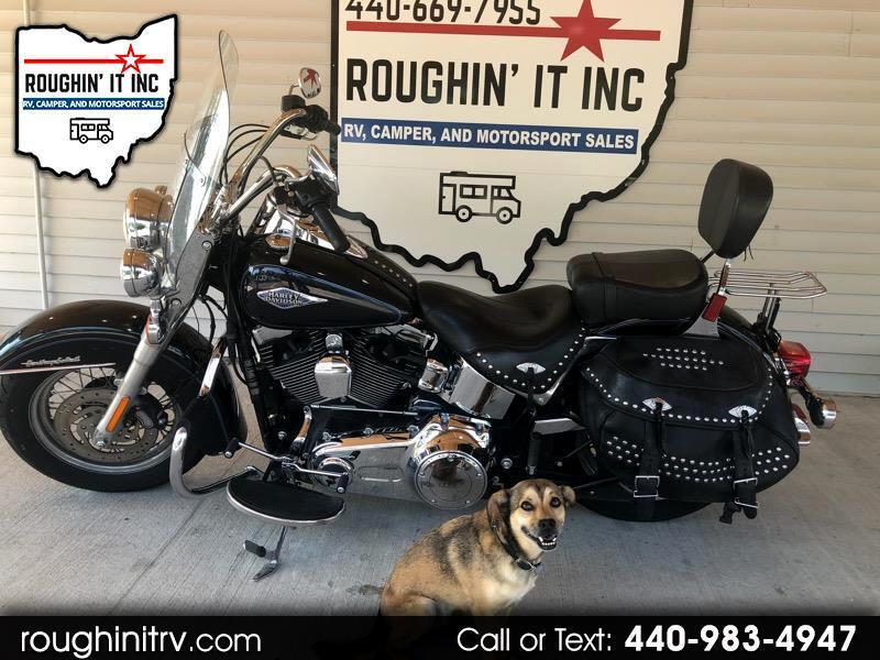 Harley-Davidson Heritage Softail Classic  2014
