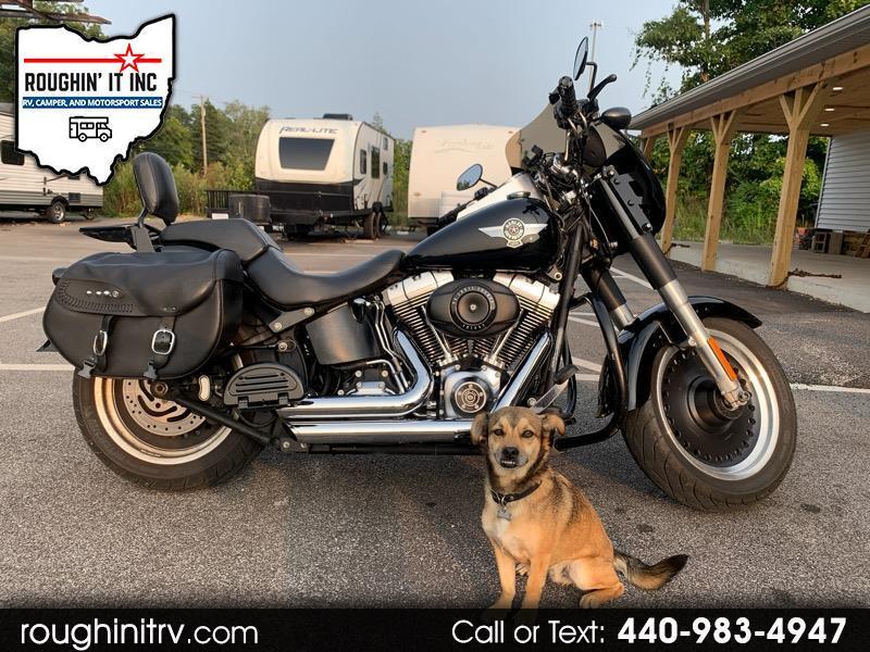 Harley-Davidson Fat Boy Lo  2011