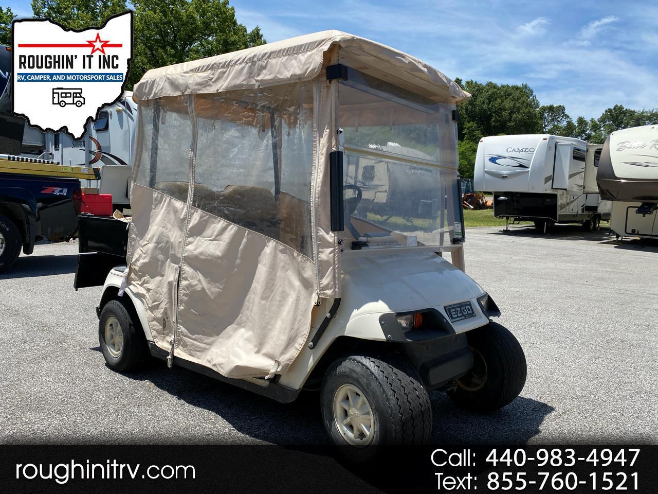 EZ-GO Golf Cart  2000