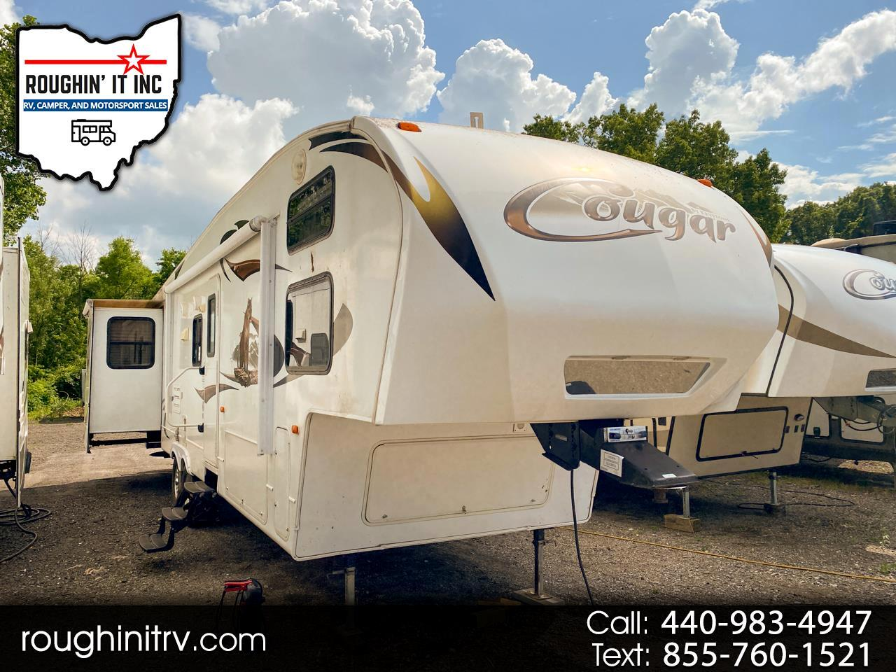 Keystone Cougar  2011