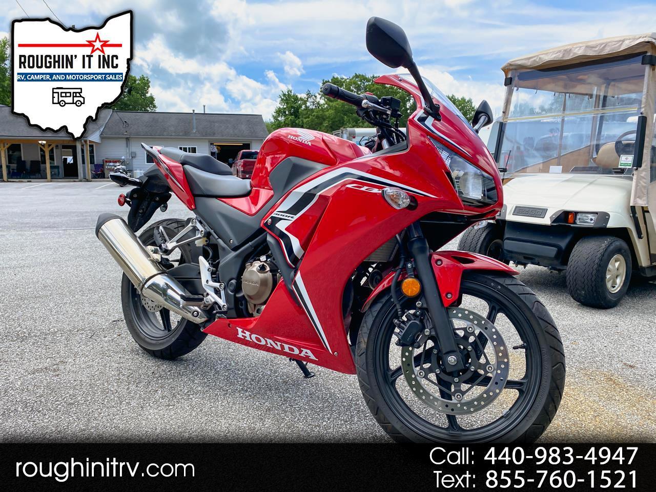 Honda CBR300R  2021