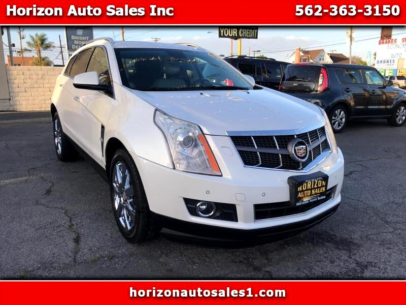 2010 Cadillac SRX Premium Collection FWD