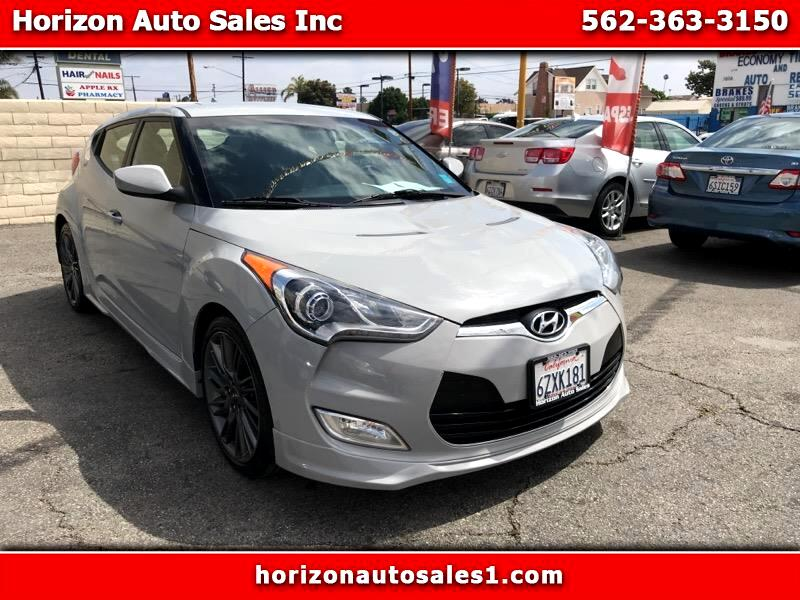 2013 Hyundai Veloster 3dr Cpe Auto RE:MIX