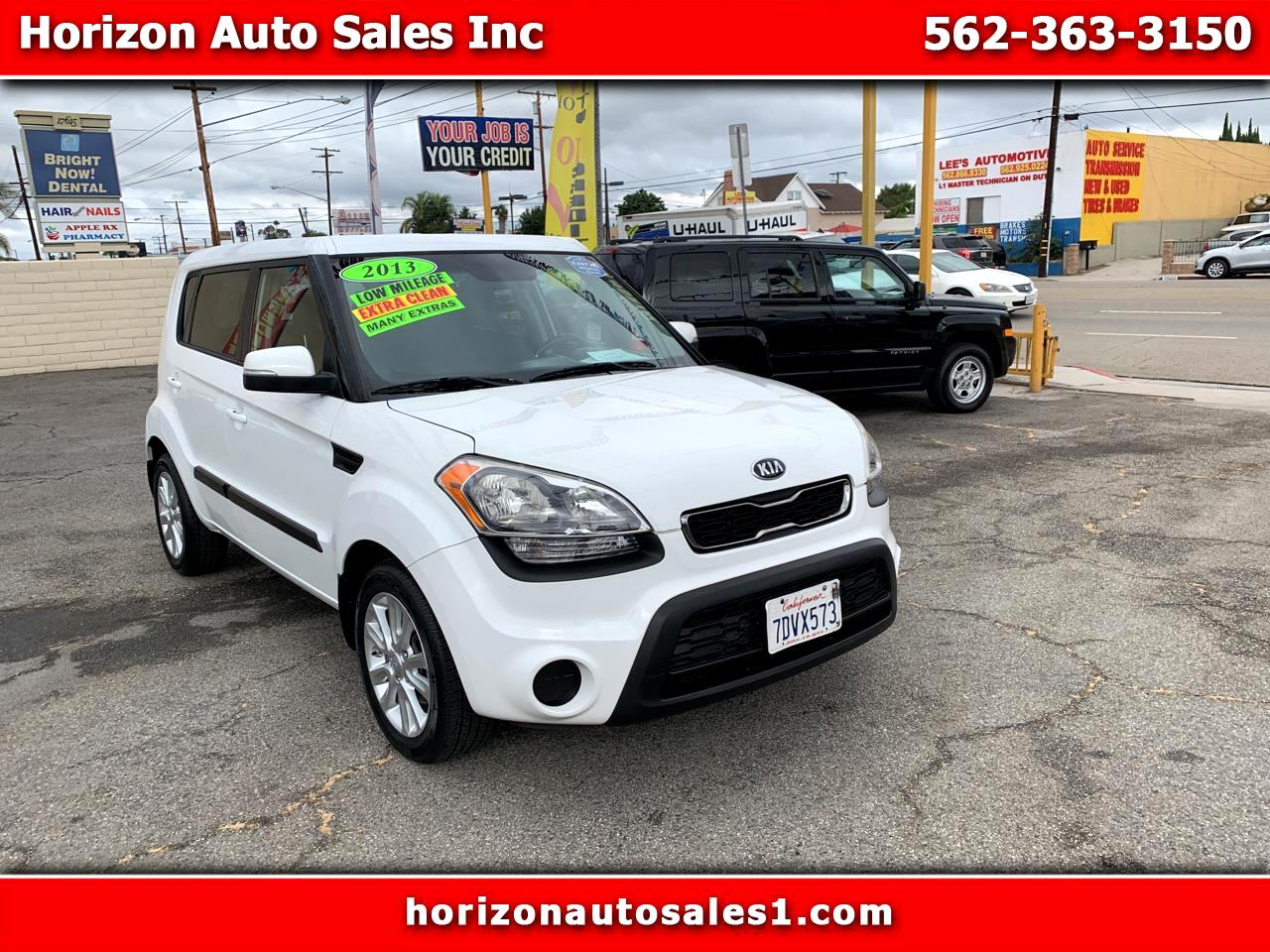 2013 Kia Soul + w/Eco Package
