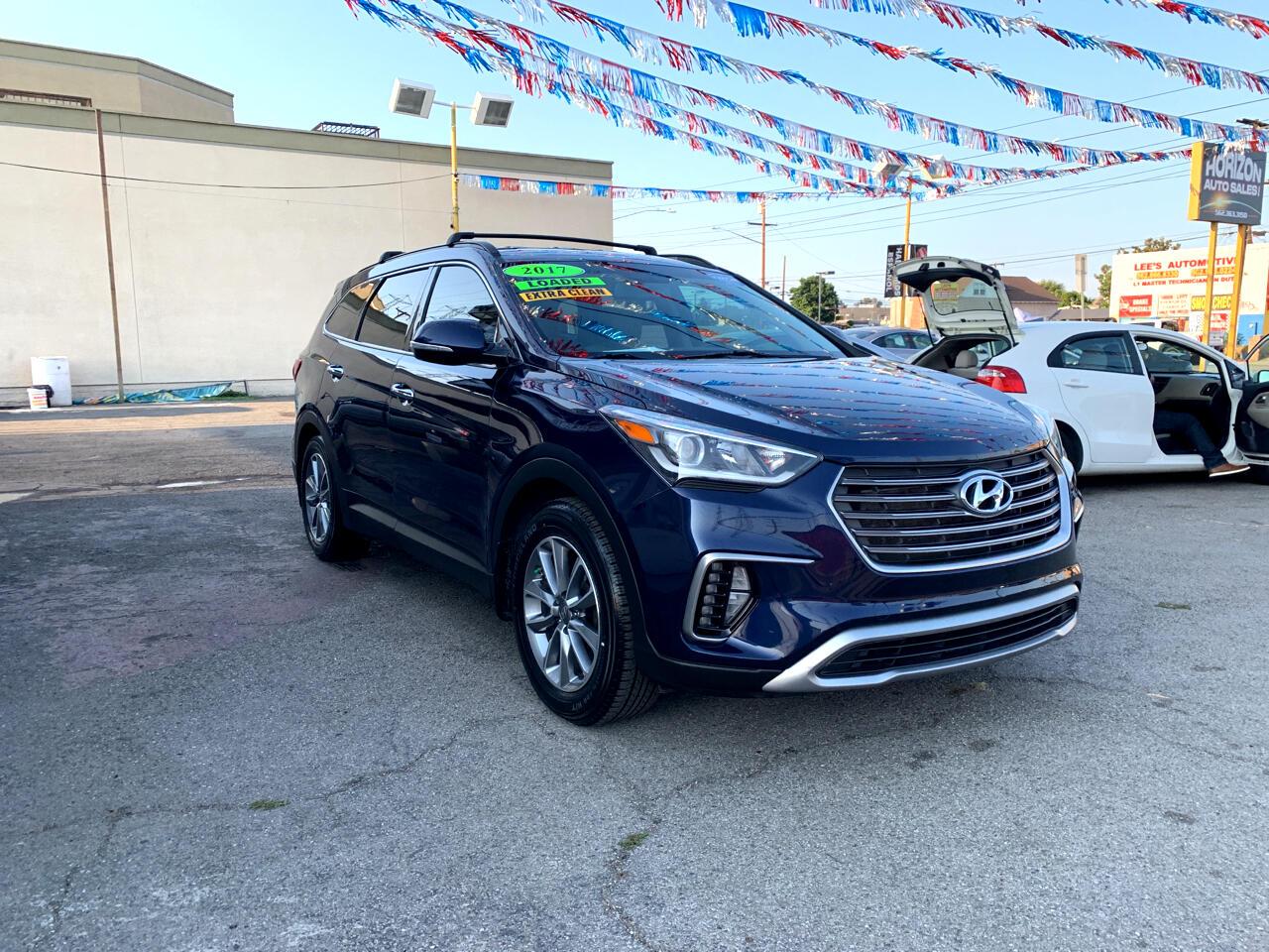 Hyundai Santa Fe Limited FWD 2017