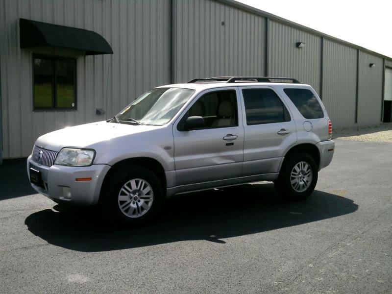 2007 Mercury Mariner Luxury 4WD